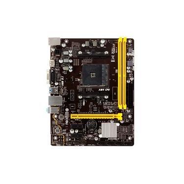 Placa Mae Biostar A320MH DDR4 Socket AM4 Chipset AMD A320