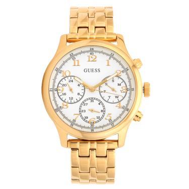Relógio Guess 92671LPGSDA2 Dourado Branco Guess 92671LPGSDA2 feminino 5a3864526a
