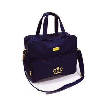 5e83caf02 Bolsa de Bebê, Mala e Trocador Bolsa Azul Extra - | Bebês | Comparar ...
