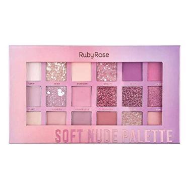 Imagem de Paleta de Sombras Soft Nude Ruby Rose