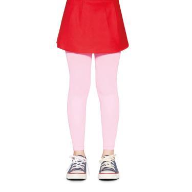 Meia-calça legging, Lupo, Infantil , Rosa Chiclete, P