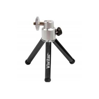 Imagem de Tripé De Bolso 15cm Com Rotação 360 Vivmpt100 Vivitar