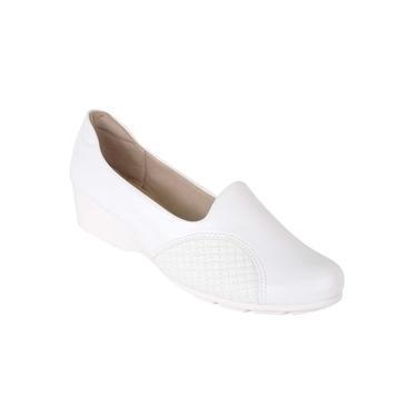 Imagem de Sapato Feminino Modare Ultra Conforto 7014.229 na cor Branco