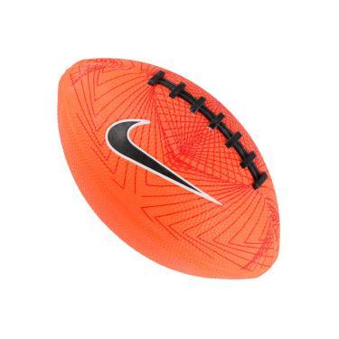 c46ccfbec5299 Minibola de Futebol Americano Nike 500 4.0 FB 5 Swoosh - LARANJA ESCURO Nike