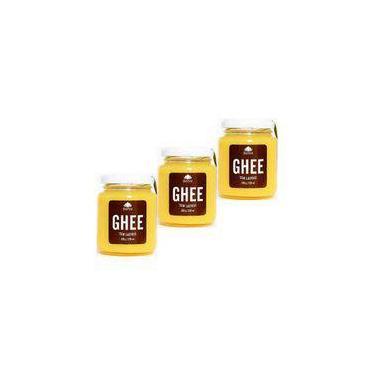Kit 3 Manteiga Ghee Benni Alimentos 200g