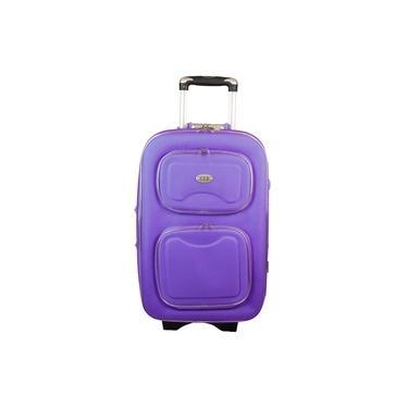 Mala De Viagem Pequena De Bordo (10kg) Cairo roxo