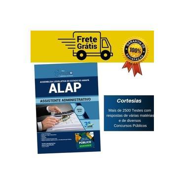Imagem de Apostila Assistente Administrativo Alap Amapá