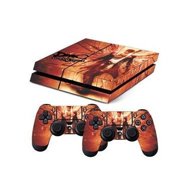 Skin PS4 Fat Devil May Cry DMC