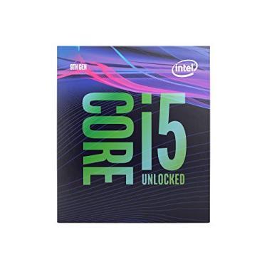 Processador Intel Core I5 9600K Coffee Lake 3.7GHz 9MB 1151