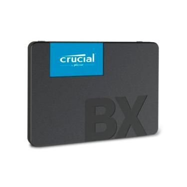Ssd 240Gb Crucial Bx500 - Leitura 540 Mb/S - Ct240bx500ssd1