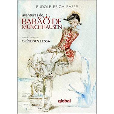 Aventuras do Barão de Munchhausen - Rudolf Erich Raspe - 9788526022034