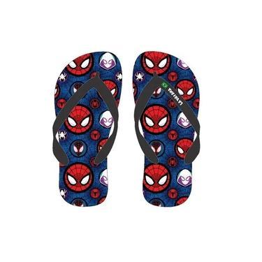 Chinelo Criativo La Vai Ana Spider Man Infantil Coleção 2021 Novidade Presente