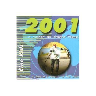 Imagem de Cd 2001 Cine Kids - O Melhor Do Cinema Infantil