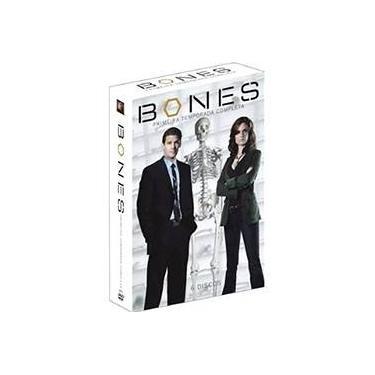 DVD Bones - 1ª Temporada (6 DVDs)