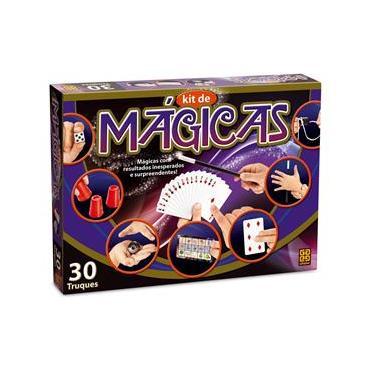 Kit de Mágicas com 30 Truques - Grow