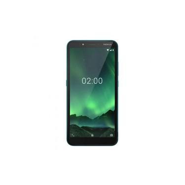 Smartphone Nokia C2 32Gb 4G Tela 5.7 Android 9.0 Quad Core 1.4 Ghz