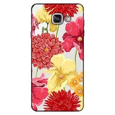 Capa Personalizada para Samsung Galaxy A5 2016 Flores - TP35