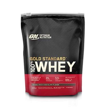 100% Whey Protein Gold Standard (454G) - Sabor Chocolate, Optimum Nutrition