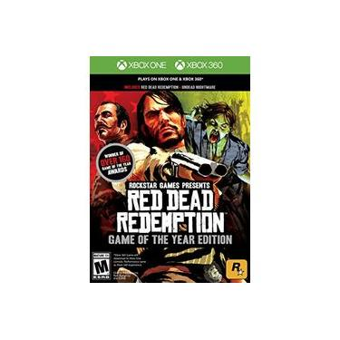 Red Dead Redemption: Game Of The Year - Xbox One / Xbox 360