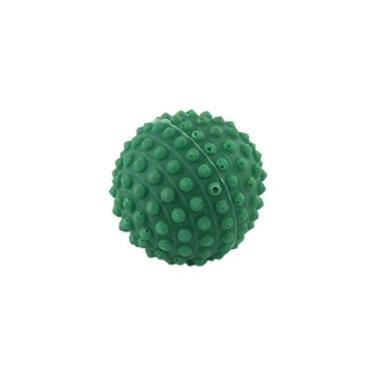 Brinquedo Bola Com Cravo Verde