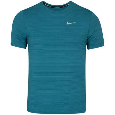 Camiseta Nike Dry Fit Miler To SS - Masculina Nike Masculino
