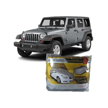 Imagem de Capa Protetora Jeep Wrangler Com Forro Total