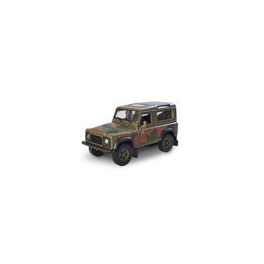 Imagem de Miniatura Land Rover Exercito 1/36 Welly