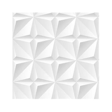 Papel de Parede Branco Adesivo 3D Decora Sala Quarto Cozinha