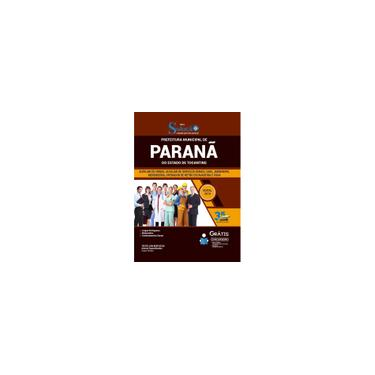 Imagem de Apostila Paranã to 2019 Cargos Nível Fundamental Incompleto