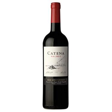 Vinho Catena Malbec Tinto 750ml