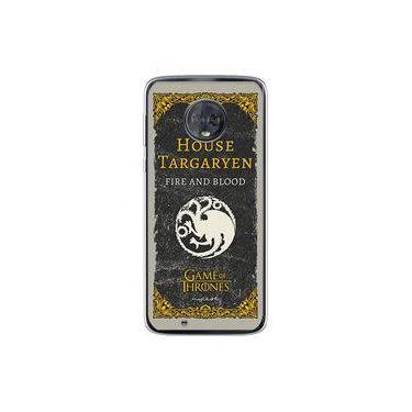 Capa para Moto G6 Play - Game Of Thrones | Targaryen