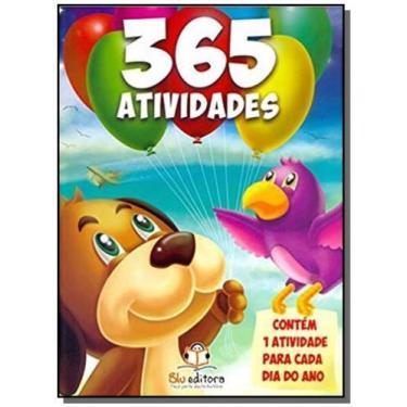 365 Atividades - Editora Blu - 9788581022253