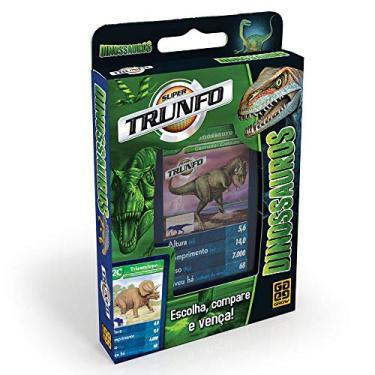 Imagem de Trunfo Dinossauros Grow