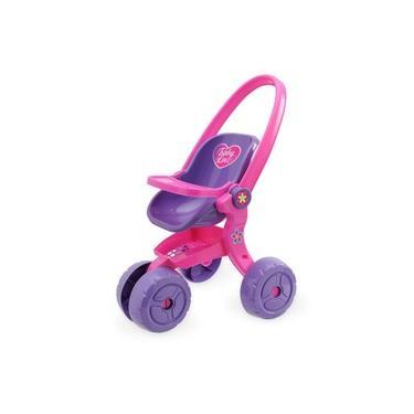 Imagem de Carrinho De Boneca Baby Love Bebê Alive Usual Brinquedos