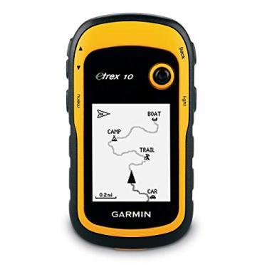 Imagem de GPS Portátil Garmin eTrex 10 Amarelo