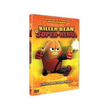 Imagem de DVD - Killer Bean: O Super Herói