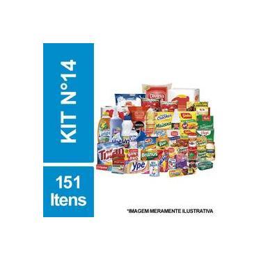 Cesta Básica De Alimentos, Higiene E Limpeza C/ 151 Itens