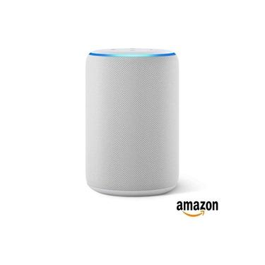 Smart Speaker Amazon com Alexa Branco - ECHO