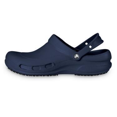 Sandália Crocs Bistrô Azul  unissex
