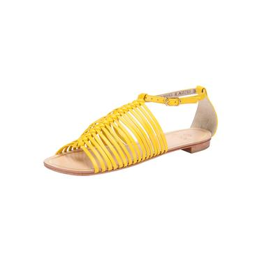 Rasteira My Shoes Tiras