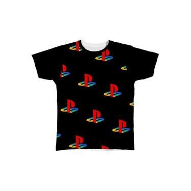 Camiseta Camisa Playstation X Box Controle Jogo Game Hd 25