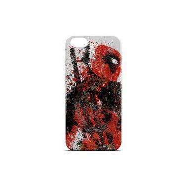 Capa Para Iphone 5c De Plástico - Deadpool 1