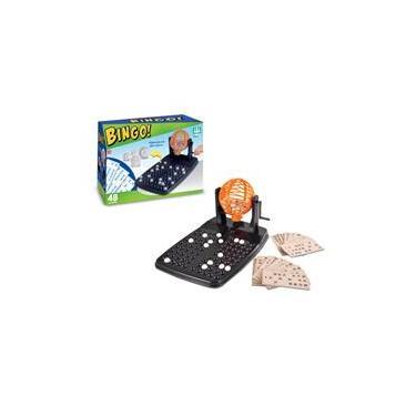 Imagem de Jogo De Bingo Com 48 Cartelas - Nig Brinquedos