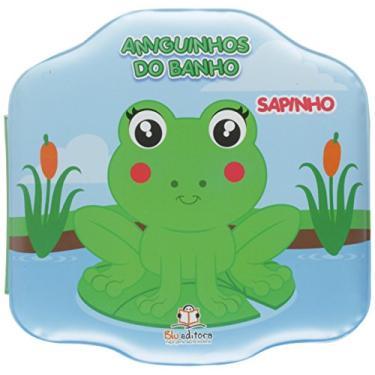 Amiguinhos do Banho - Sapinho - Editora Blu - 9788581022154