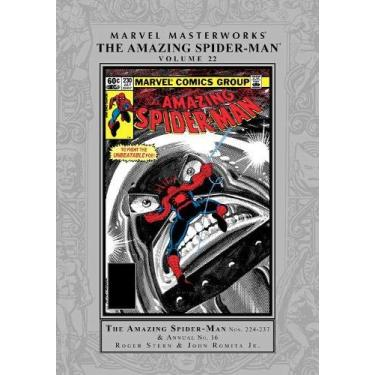 Marvel Masterworks: The Amazing Spider-Man Vol. 22
