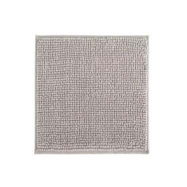 Imagem de Tapete De Banheiro Antiderrapante Bolinha Microfibra Bege