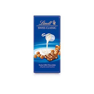 Milk Hazelnuts 100g  - Lindt