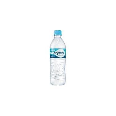Água Mineral sem gás 500ml Crystal EB 1 UN