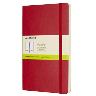 Caderno, Moleskine, 8055002854658, Vermelho, Grande