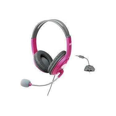 Headset Tech Dealer Rosa - XBOX 360